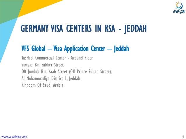 VISA REQUIREMENTS - Saudi Arabia to Germany - study
