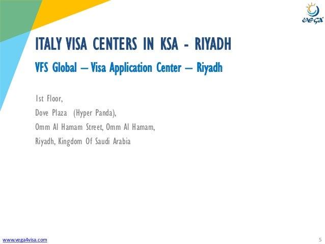 Visa requirements saudi arabia to italy touristvisit 5 vega4visa italy visa thecheapjerseys Image collections