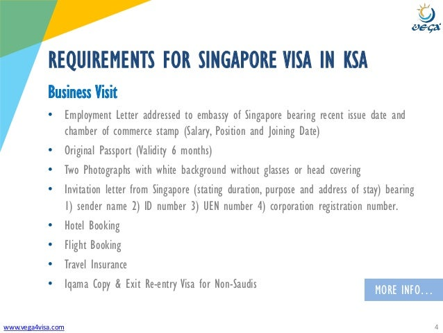 Visa requirements saudi arabia to singapore business 4 vega4visa requirements for singapore stopboris Image collections