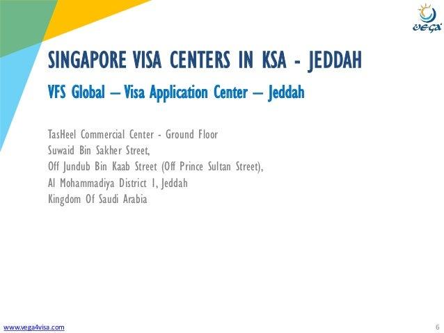 Visa Requirements Saudi Arabia To Singapore Tourist Visit