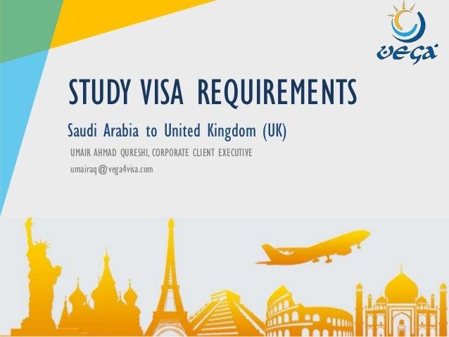 Visa Requirements Saudi Arabia To United Kingdom Uk Study Visa