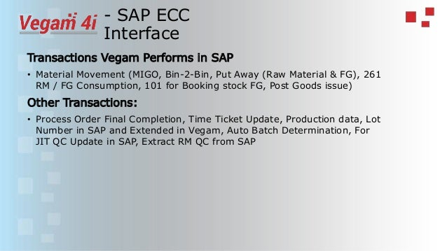 Sap mrp process details - Coursework Sample