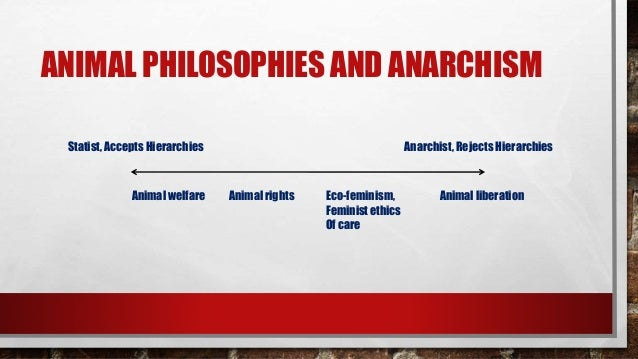HOW TO MAKE VEGAN ADVOCACY MORE ANARCHIST • Broader definition of veganism – rejecting human supremacy. • Rejection of all...
