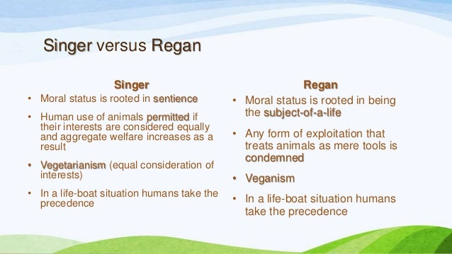 moral status of animals in the Animals and ethics what place should non-human animals have in an acceptable moral system these animals exist on the borderline of our moral concepts the result is that we sometimes find ourselves according them a strong moral status, while at other times denying them any kind of moral status.