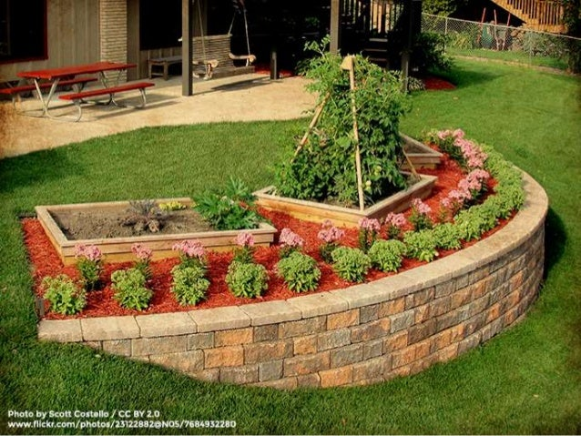 vegetable garden design mash ups 20 - Vegetable Garden Design Ideas