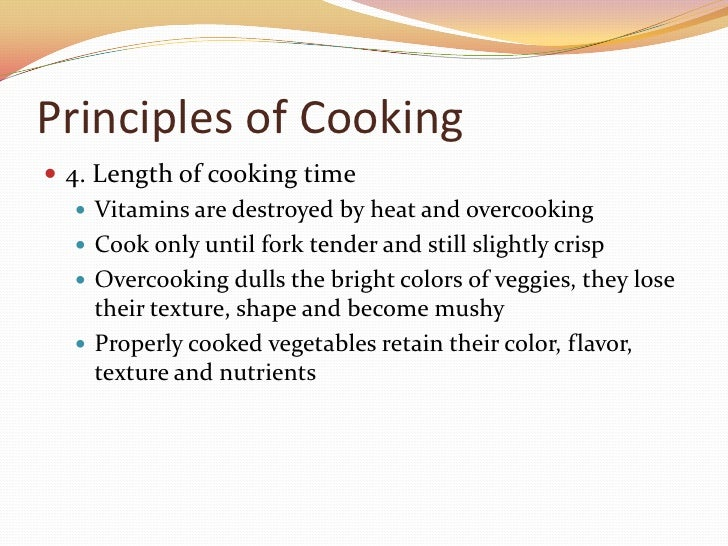Vegetables principles of cookingbr thecheapjerseys Choice Image