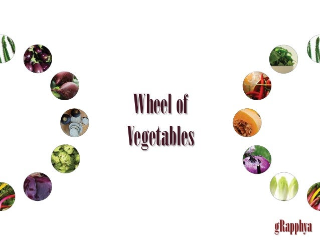 Wheel of Vegetables  gRapphya