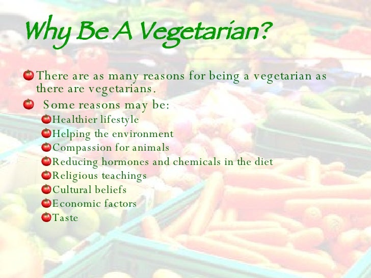 How Vegetarianism is Bad for You and the Environment