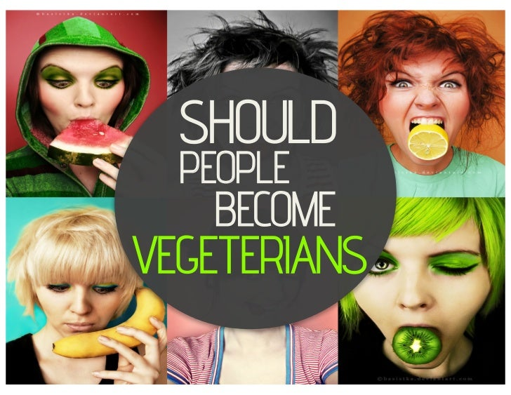 why people become vegetarians Some people become vegetarians after realizing the devastation that the meat industry is having on the environment according to the us environmental protection agency (epa), chemical and.