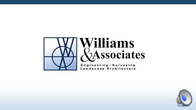 """Hello, we are Williams & Associates, an Athens GA based civil engineering firm, with another episode from our ongoing """"How..."""