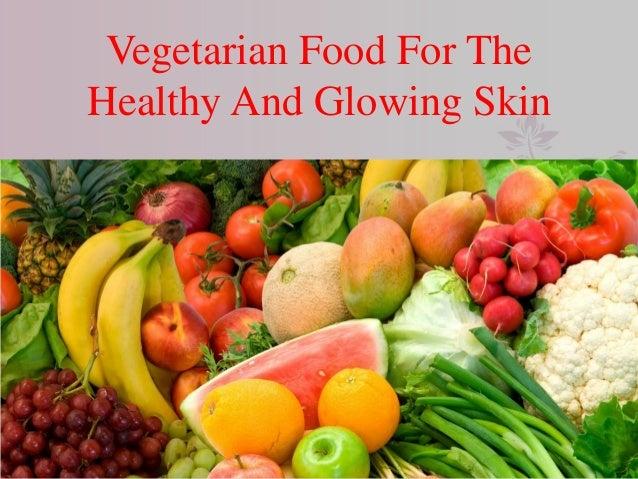Vegetarian diet: skin complexion change? this true?