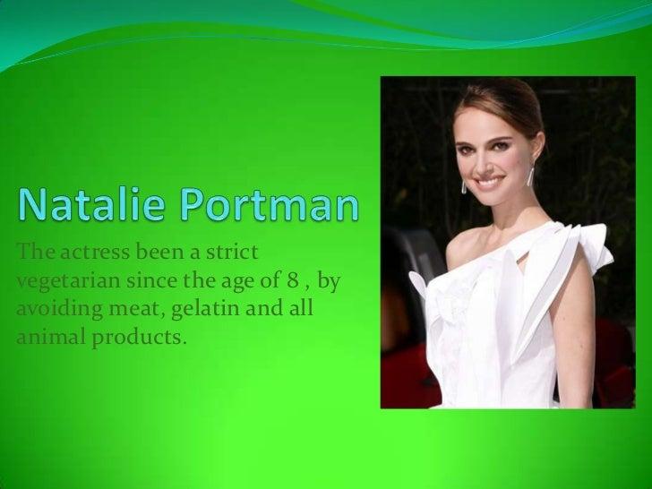 List of Celebrity Vegetarians, List of Celebrity Vegans