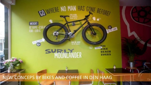 #SHROB NEW CONCEPS BY BIKES AND COFFEE IN DEN HAAG