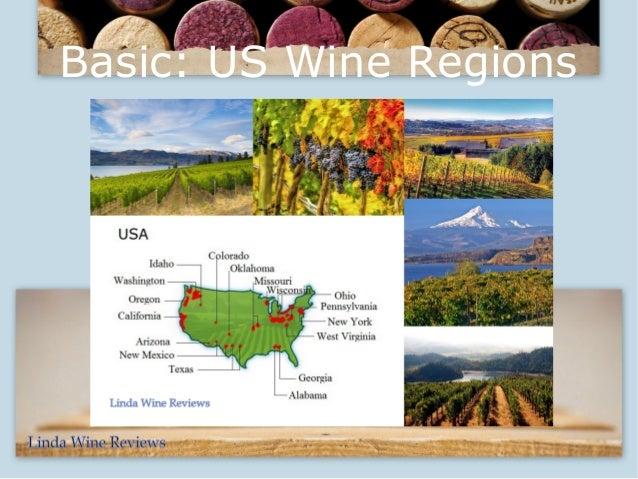 Basic: US Wine Regions