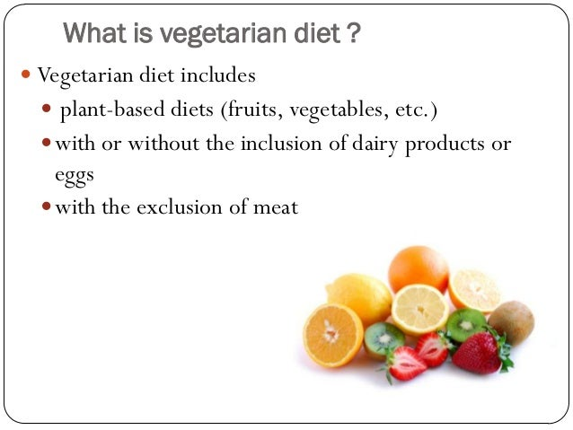 Advantages and Disadvantages of Being a Vegetarian