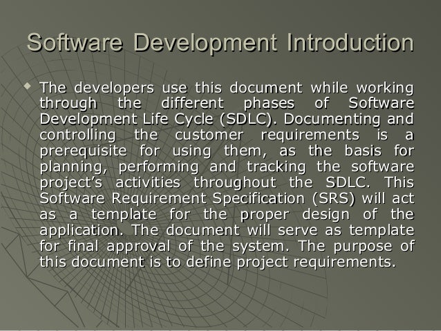 Overview software development                            hierarchy                                            Software Pro...