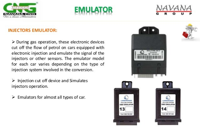 INJECTORS EMULATOR:  During gas operation, these electronic devices cut off the flow of petrol on cars equipped with elec...