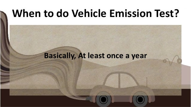 vehicle emission testing in sri lanka a legal requirement 5 when to do vehicle emission