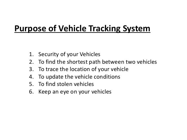 Vehicle tracking system using gps and google map