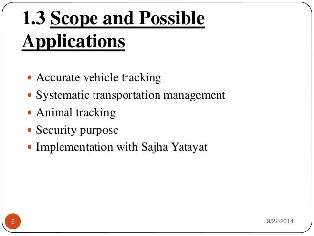 Vehicle Tracking System Using Gps And Gsm