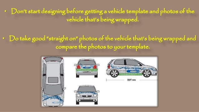 Vehicle Wrap Templates | Vehicle Wrap Design Dos And Don Ts