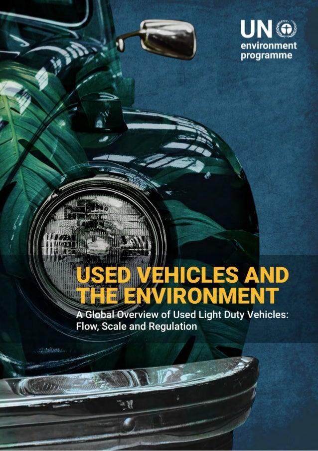 © 2020 United Nations Environment Programme This publication may be reproduced in whole or in part and in any form for edu...