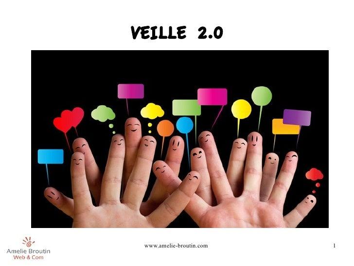 VEILLE 2.0 www.amelie-broutin.com   1