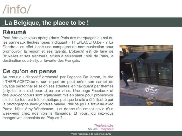 /info/_La Belgique, the place to be !RésuméPeut-être avez vous aperçu dans Paris ces marquages au sol oules panneaux féché...