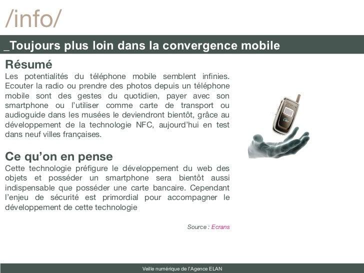 /info/_Toujours plus loin dans la convergence mobileRésuméLes potentialités du téléphone mobile semblent infnies.Ecouter l...