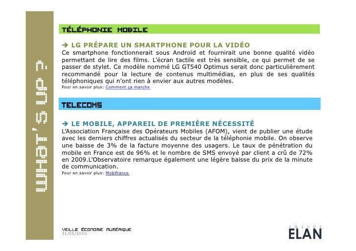  LG PRÉPARE UN SMARTPHONE POUR LA VIDÉO Ce smartphone fonctionnerait sous Androïd et fournirait une bonne qualité vidéo ...