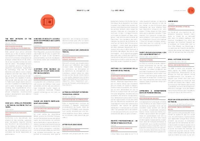 VEille Page 32  The new artisans network era  of  the  Harold Jarche #Artisan (philosophie) #Ecosystème d'activité #Indivi...