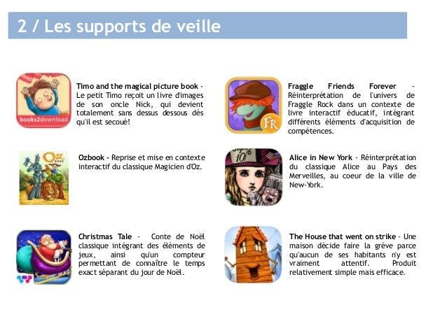 2 / Les supports de veille Timo and the magical picture book - Le petit Timo reçoit un livre d'images de son oncle Nick, q...