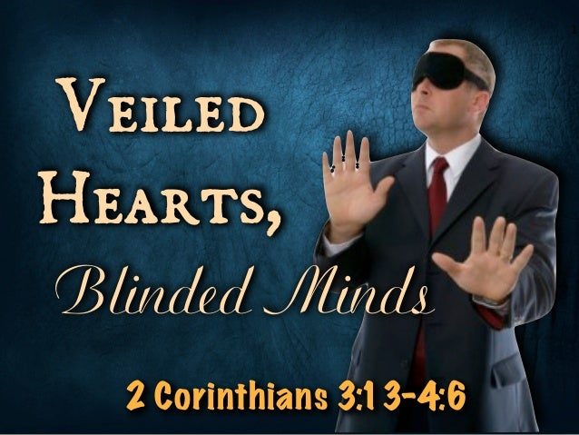 1     Veiled     Hearts,        Blinded Minds              2 Corinthians 3:13-4:6Don McClain                 W. 65th St ch...