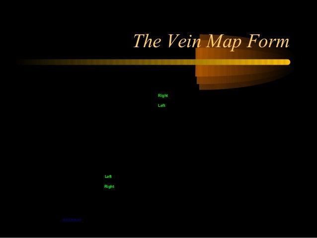 Vein mapping Slide 3