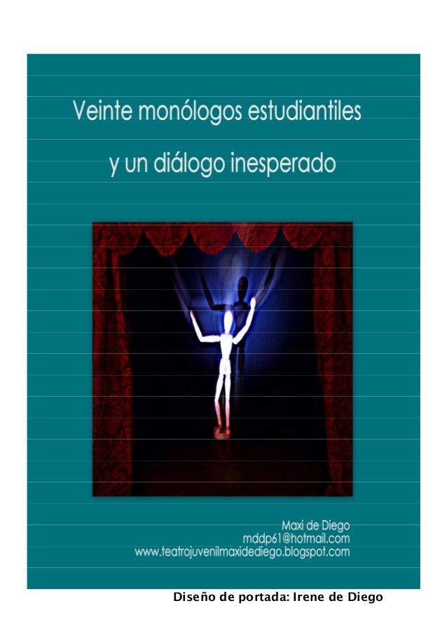 Diseño de portada: Irene de Diego