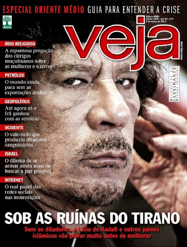 Revista Veja - 02mar2011