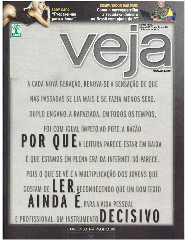 Veja - 18/05/2011