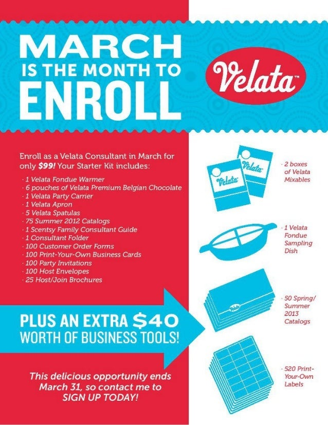 Join Velata and get an extra $40 in business tools!