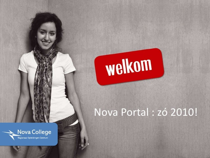 Nova Portal : zó 2010! <br />