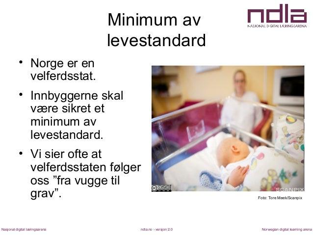 Velferdsstaten presentasjon nb Slide 2