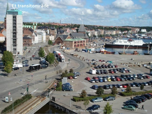 Et transitområde 19Knud Schulz Aarhus oktober 2015