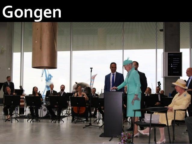 Gongen Den danske kunstner Kirstine Roepstorff har med værket Gong vundet opgaven med at lave et stort, indendørs værk til...