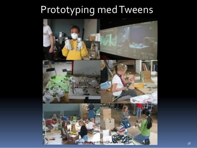 Prototyping medTweens MarieOstergard/Dokk1/Aarhus/ Denmark 58Knud Schulz Aarhus oktober 2015