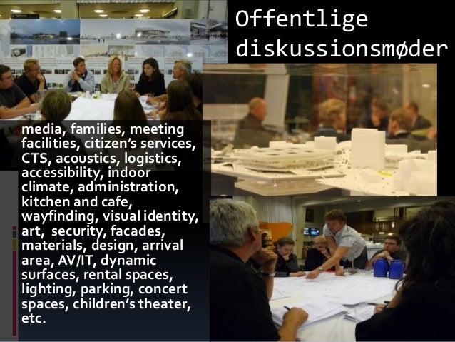 Offentlige diskussionsmøder Knud Schulz Aarhus oktober 2015 60 media, families, meeting facilities, citizen's services, CT...