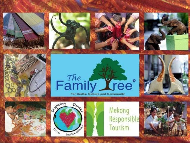 """Velkommen til """"The Family Tree"""" for håndverk, kultur og samfunn. Autentisk håndverk som er håndlaget av lokale samfunnsgru..."""