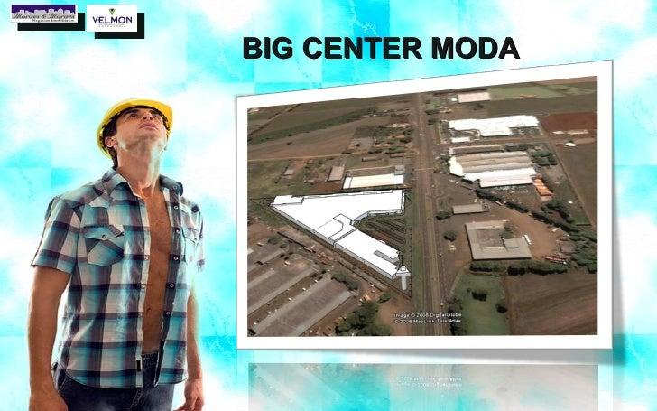BIG CENTER MODA