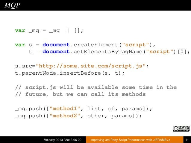 "MQPvar _mq = _mq    [];var s = document.createElement(""script""),t = document.getElementsByTagName(""script"")[0];s.src=""http..."