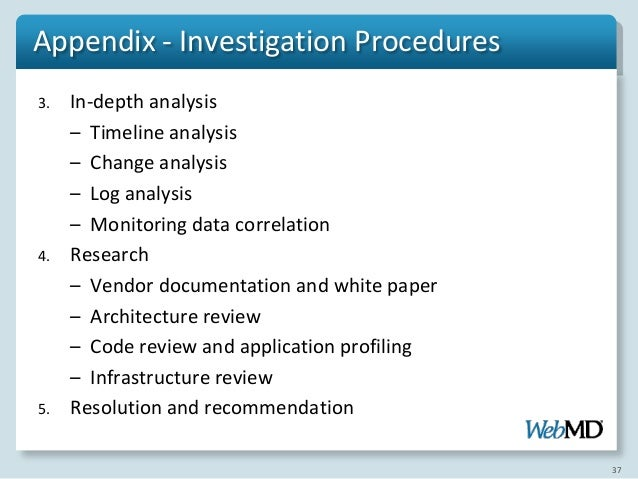 incident-ysis-procedure-and-approach-37-638 Velocity Template Example Application on diameter examples, space examples, volume examples, radioactivity examples, frequency examples, molar mass examples, acceleration examples, vertex examples, heat examples, conservation of momentum examples, time examples, mechanical advantage examples, force examples, user story examples, conductivity examples, air pressure examples, angular momentum examples, viscosity examples, speed examples, displacement examples,