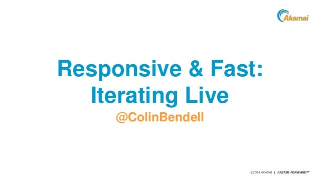 Responsive & Fast:  Grow revenue opportunities with fast, personalized  web experiences and manage complexity from peak  d...