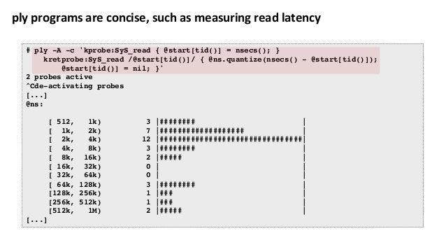 Links&References iovisorbcc: - hMps://github.com/iovisor/bcchMps://github.com/iovisor/bcc/tree/master/docs - hM...